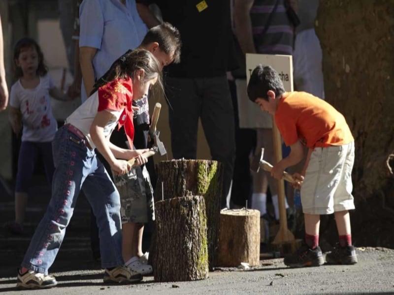 La Ringueta, la fête des jeux traditionnels à Sarlat